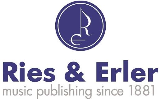 Musikverlag Ries & Erler-Logo