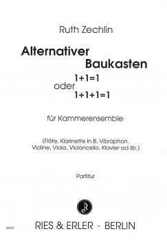 Alternativer Baukasten für Kammerensemble