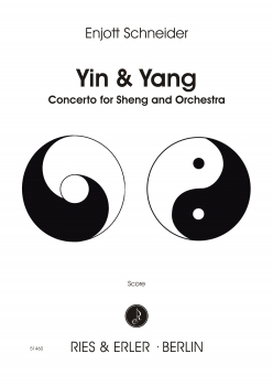 Yin & Yang - Concerto für Sheng & Orchestra (LM)