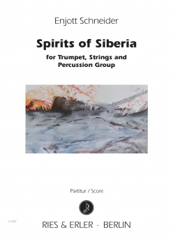 Spirits of Siberia for Trumpet, Strings and Percussion Group (LM)