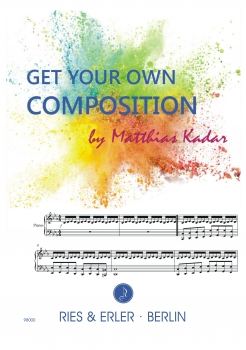 Get Your Own Composition - Spannender Filmmoment (für Chris) (pdf-Download)