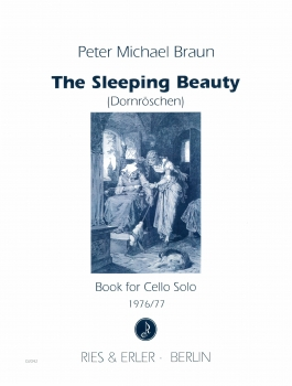 The Sleeping Beauty (Dornröschen) für Violoncello solo (pdf-Download)
