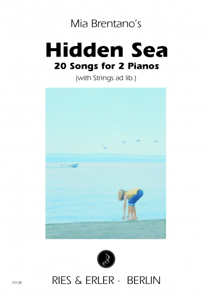 Hidden Sea - 20 Songs for 2 Pianos