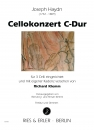 Cellokonzert C-Dur für 3 Celli